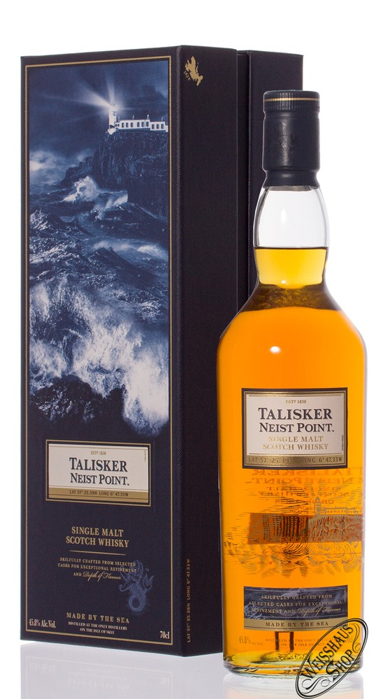 Talisker Neist Point Whisky 45,8% vol. 0,70l