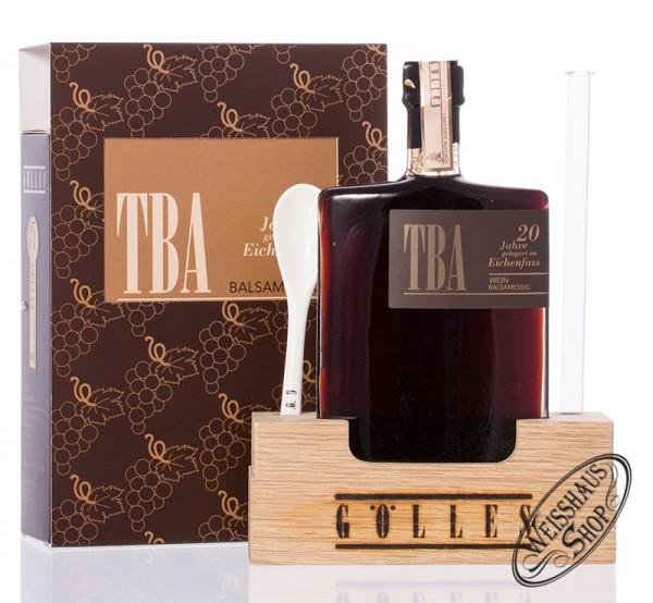 Gölles TBA Wein Balsam Essig im Eichenfass 0,10l