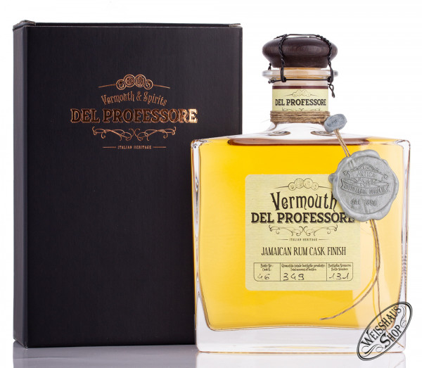 Del Professore Rum Finish Vermouth 20,6% vol. 0,50l