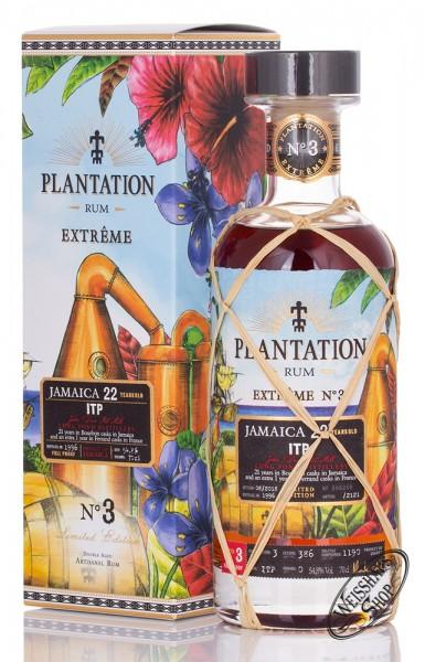Plantation Extreme N°3 Jamaica LP 1996 ITP Rum 54,8% vol. 0,70l