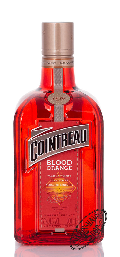 Cointreau Blood Orange Lik�r 30% vol. 0,70l