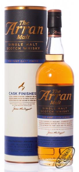 The Arran Port Finish Whisky 50% vol. 0,70l