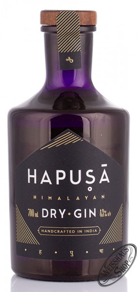 Hapusa Himalayan Dry Gin 43% vol. 0,70l
