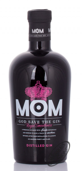 MOM God Save The Gin 39,5% vol. 0,70l
