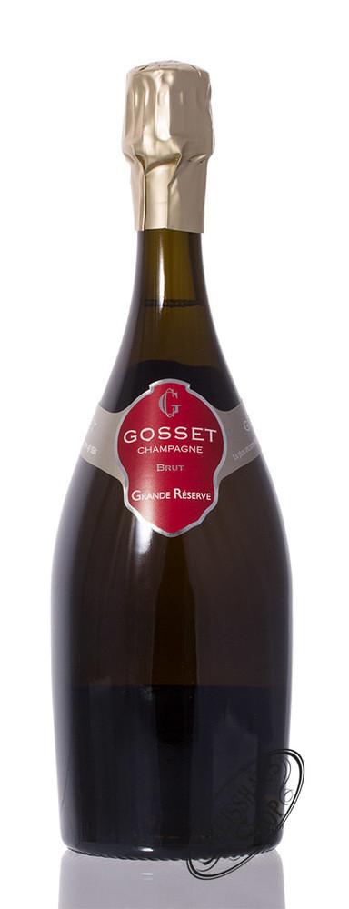Gosset Grand Reserve Brut Champagner 12% vol. 0,75l