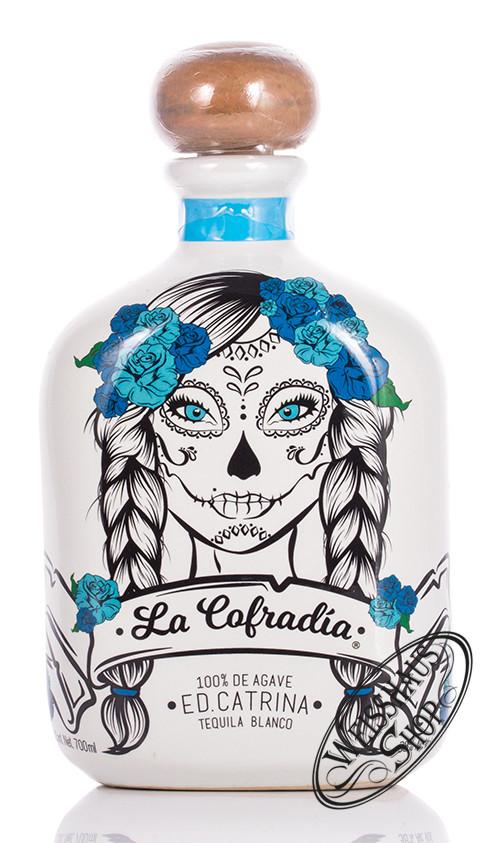 La Cofradia Edition Catrina Blanco Tequila 38% vol. 0,70l