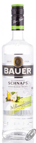 Bauer Williams Schnaps 36% vol. 0,70l