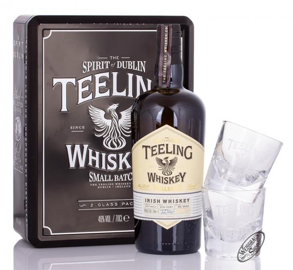 Teeling Irish Small Batch Whiskey GEPA 46% vol. 0,70l