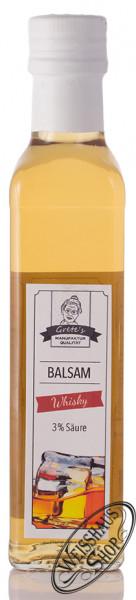 Grete's Whisky Gourmet Balsam 0,25l