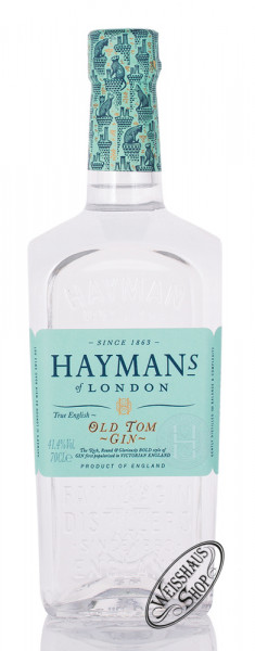 Hayman's Old Tom Gin 41,4% vol. 0,70l