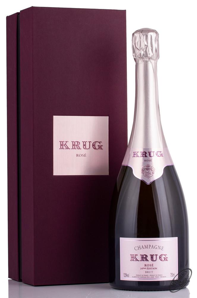 Champagne Krug Krug Ros� Champagner 12% vol. 0,75l