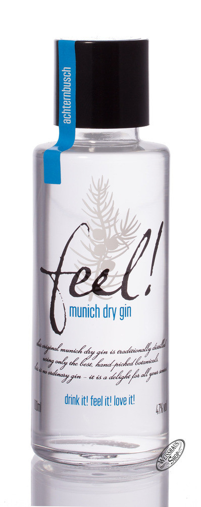 Feel! Munich Dry Gin 47% vol. 0,10l