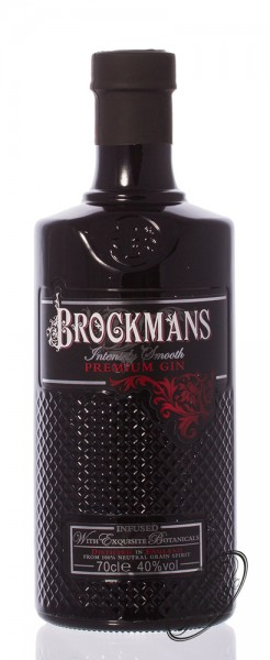 Brockmans Intensely Smooth Premium Gin 40% vol. 0,70l