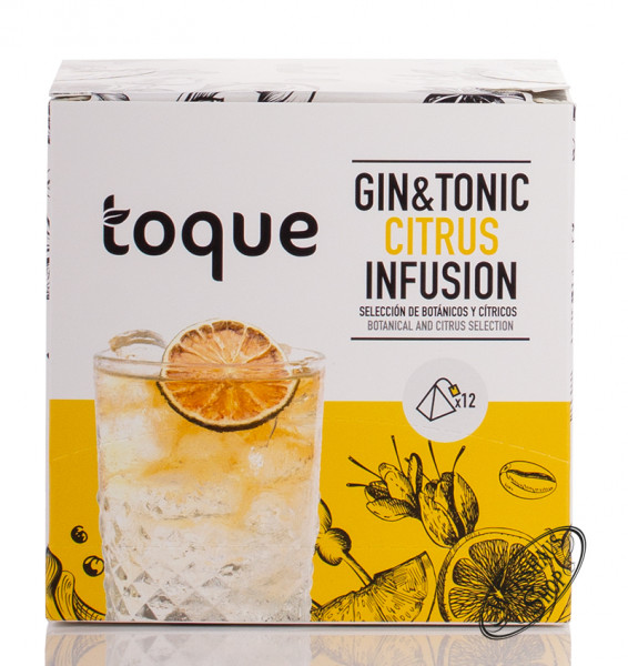Special Touch Gin & Tonic Infusion Citrus 24g