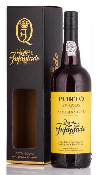 Quinta do Infantado 20 YO Tawny Port 20% vol. 0,75l
