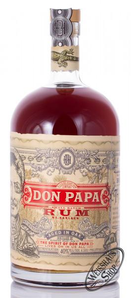 Don Papa Rum 40% vol. 4,50l Magnum