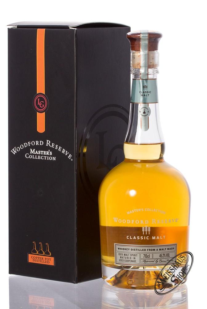 Woodford Reserve Classic Malt Whiskey 45,2% vol. 0,70l