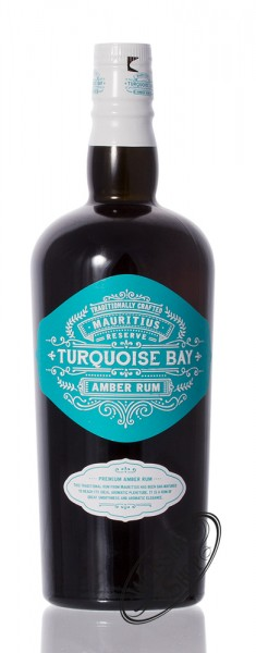 Turquoise Bay Amber Rum 40% vol. 0,70l