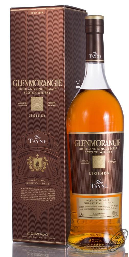 Glenmorangie Tayne Whisky 43% vol. 1,0l