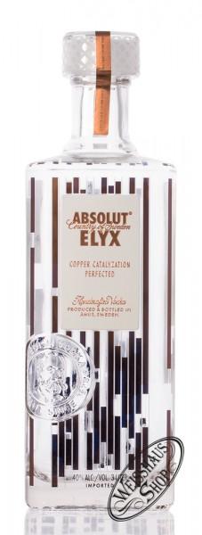 Absolut Elyx Vodka 40% vol. 3,0l Magnum
