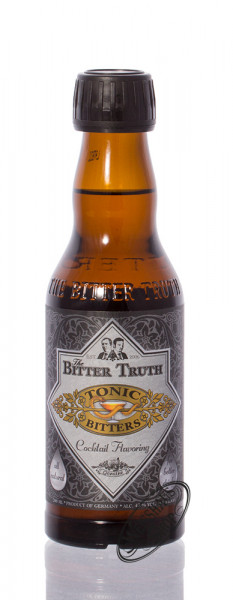The Bitter Truth Tonic Bitter 43% vol. 0,20l