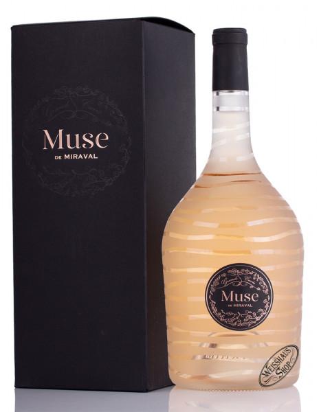 Miraval Muse Rosé Cotes de Provence 2019 13,5% vol. 1,50l