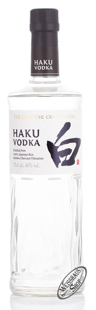 Suntory Haku Vodka 40% vol. 0,70l