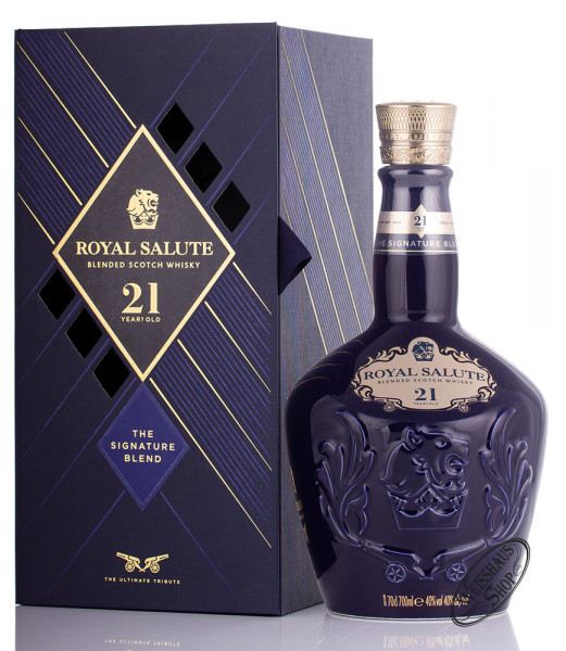 Chivas Regal Royal Salute 21 YO Whisky 40% vol. 0,70l