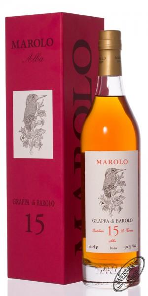 Marolo Grappa Barolo 15 YO 50% vol. 0,70l