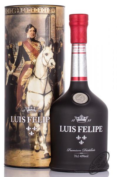Luis Felipe Premium Distillate Brandy 40% vol. 0,70l