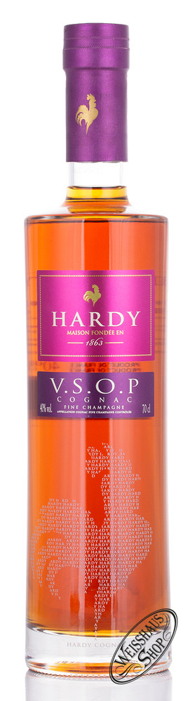 Hardy Cognac Hardy VSOP Cognac 40% vol. 0,70l