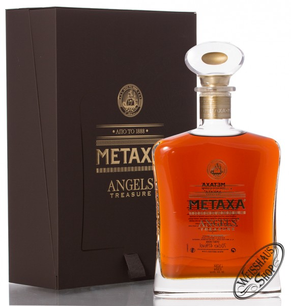 Metaxa Angel's Treasure 41% vol. 0,70l