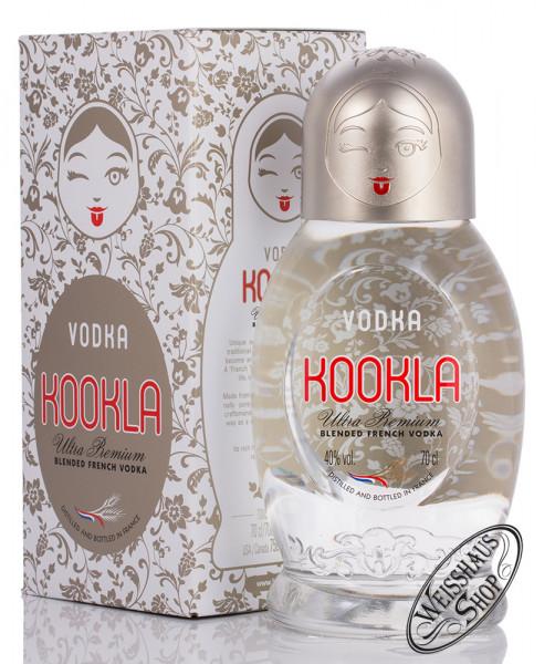 Kookla Vodka 40% vol. 0,70l
