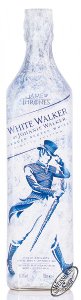 Johnnie Walker White Walker Game of Thrones Edition Whisky 41,7% vol. 0,70l
