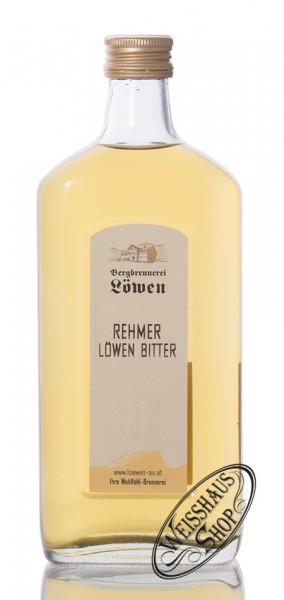 Bergbrennerei Löwen Rehmer Löwenbitter 32% vol. 0,50l