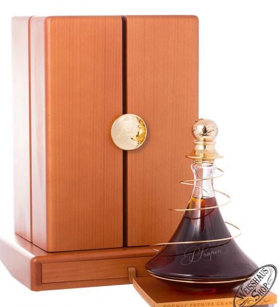 Frapin Cuvée 1888 Cognac in Holzbox 40% vol. 0,70l