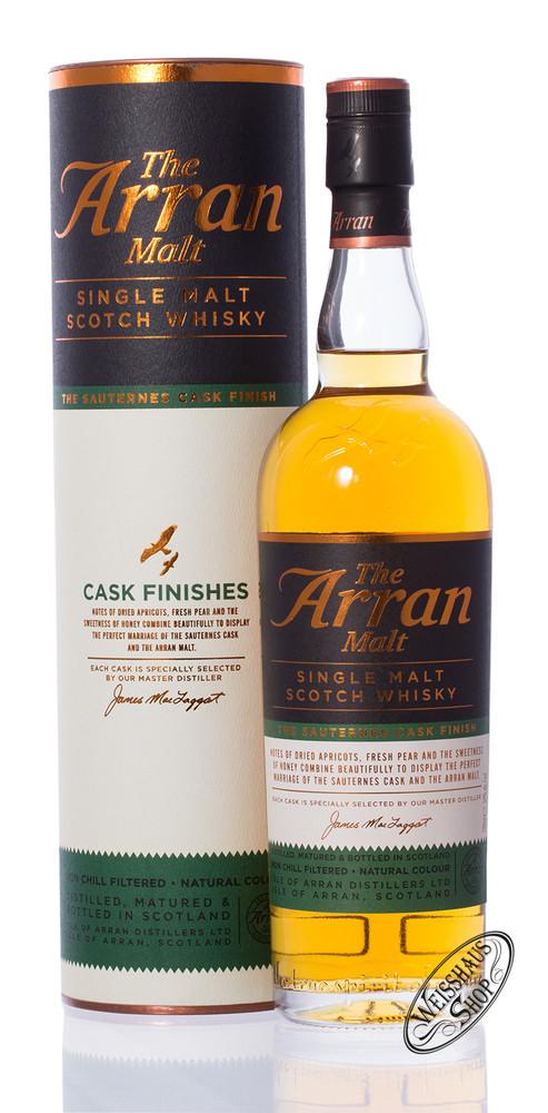 The Arran Sauternes Finish Whisky 50% vol. 0,70l