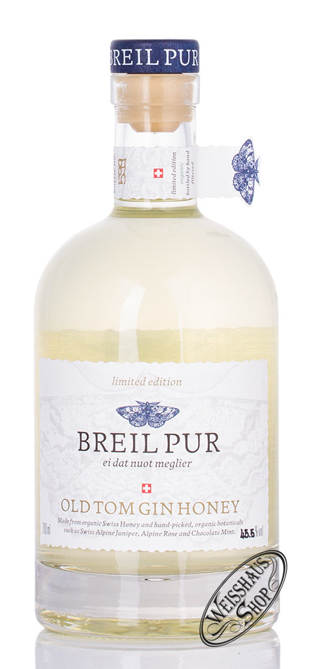 Breil Pur Old Tom Gin Honey 45,5% vol. 0,70l