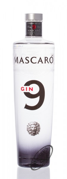 Mascaro Gin 9 40% vol. 0,70l