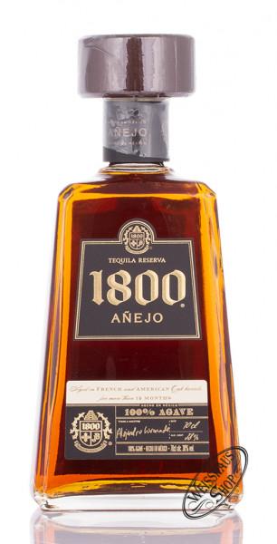 1800 Tequila Jose Cuervo Anejo 38% vol. 0,70l