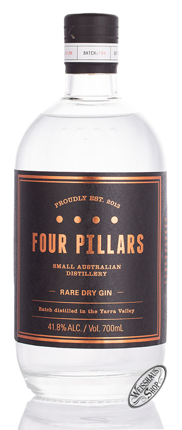 Four Pillars Rare Dry Gin 41,8% vol. 0,70l