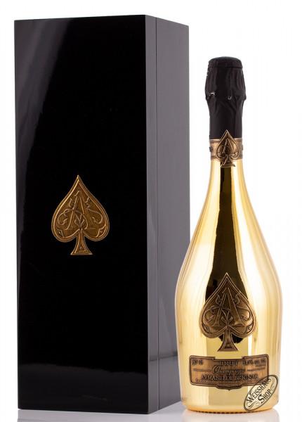 Armand de Brignac Brut Champagner 12,5% vol. 0,75l