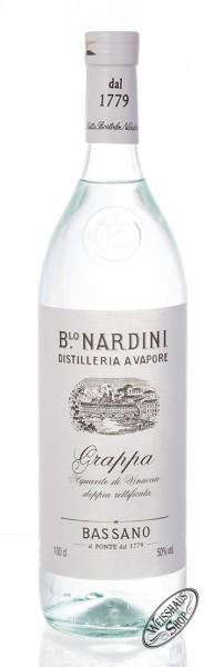 Nardini Grappa Bianca 50 50% vol. 1,0l