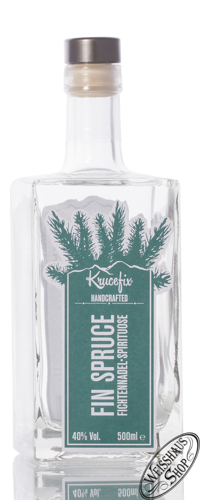 Tom O'Marv Craft Drinks Fin Spruce Fichtennadel Schnaps 40% vol. 0,50l