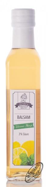 Grete's Zitronen-Minze Balsam 0,25l