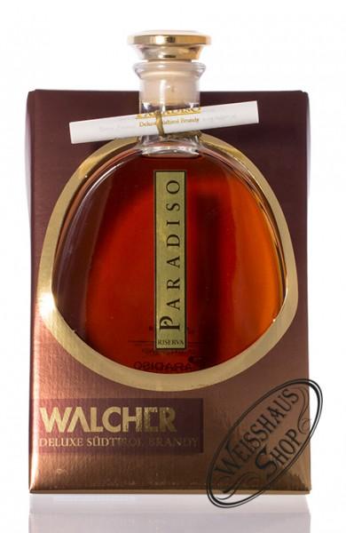 Walcher Paradiso Deluxe Südtirol Brandy 40% vol. 0,70l