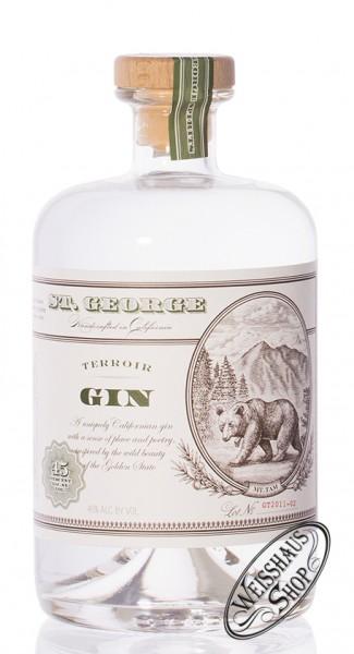 St. George Terroir Gin 45% vol. 0,70l