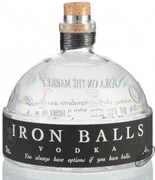 Iron Balls Vodka 40% vol. 0,70l