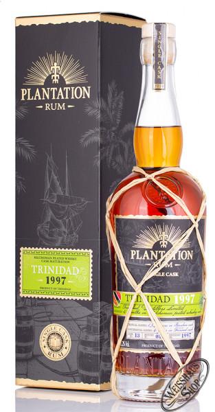 Plantation Trinidad Vintage 1997 Rum Single Cask Edition 45,2% vol. 0,70l