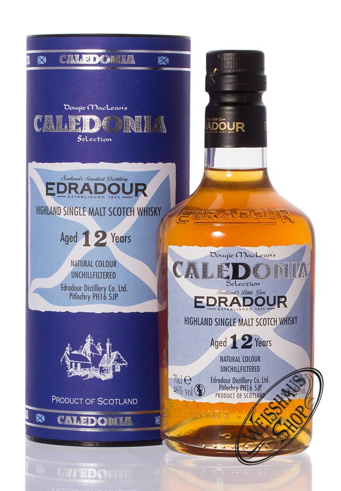 Edradour 12 YO Highland Whisky 46% vol. 0,70l